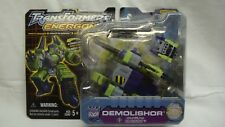 TRANSFORMERS ENERGON RID DEMOLISHOR BLACKOUT ROBOTS IN DISGUISE NEW SEALED!