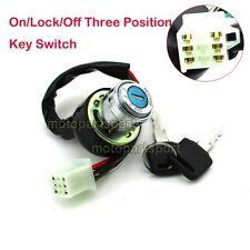 3 Position Key Switch For Kazuma 50cc 70cc 90cc 110cc 125cc Quad ATV 4 Wheeler