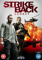 Strike Back: Legacy DVD (2015) Philip Winchester cert 18 3 discs ***NEW***