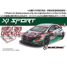 3RACING Sakura XI Sport 1/10 Touring & Honda Civic MK9 WTCC Body Set #KIT-MK9XS