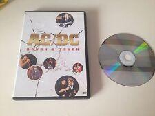 "AC/DC ""ROUGH & READY"" DVD VIDEOCLIPS,LIVE TV & INSTRUMENTAL NEW"