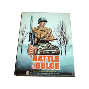 Avalon Hill, Battle of The Bulge Board Game (1981) REPLACEMENT PIECE -You Choose