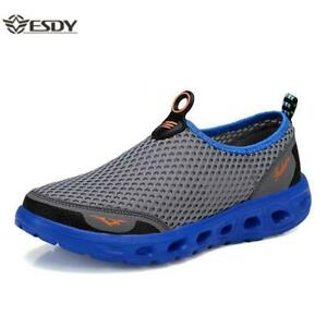 Summer Shoes Men Couple Casual Shoes Fashion Lightweight Breathable Walking Snea