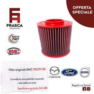 Filtro Aria Sportivo BMC Originale FB559/08 FORD C-MAX FOCUS KUGA VOLVO C30 V50