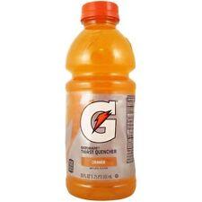 Gatorade Orange 591ml 20fl oz (Pack of 12)