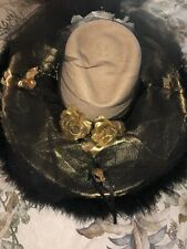 Victorian At The Races Hat