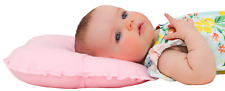 BUTTERFLY BABY HEAD SUPPORT PILLOW PREVENT PLAGIOCEPHALY FLATHEAD SOFT PINK