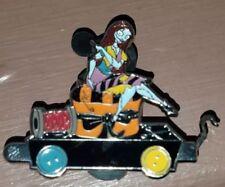 Nightmare Before Christmas Jack Skellington Railroad Train O Lantern Disney Pin