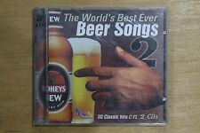 The World's Best Ever Beer Songs 2     (C239)