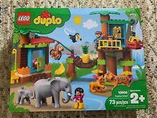 Lego Duplo Motif Stone Feeding Clock Elephant Carrots Zoo Animal Park Feed New