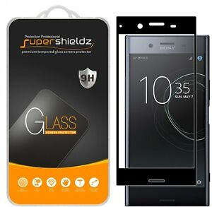 Full Cover Tempered Glass Screen Protector for Sony Xperia XZ Premium