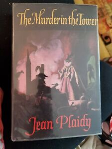 The Murder in the Tower by Jean Plaidy printed in Great Britain 1964