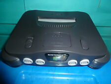 Nintendo 64 Mint New modified to play all us & japanese games  Console only
