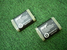 Replacement Panasonic Cordless Phone Battery fully compatible with HHR-P103 2-pc