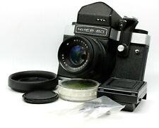 KIEV-60 TTL 6x6 Camera Volna 3 2.8/80 Medium Format SLR RARE SERVICED!!!