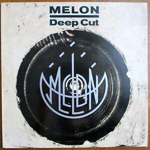 MELON  :  Deep Cut   -  LP   (1987)