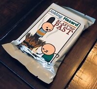 NEW SEALED Blast From The Past Expansion For Joking Hazard, 50 New Cards