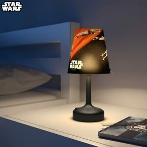 Philips Star Wars X-Wing Portable LED Bedside Table Lamp