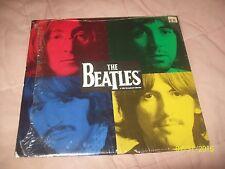 Vintage 1995 Beatles Rock Band-Ringo John Paul George Scrapbook Calendar-New