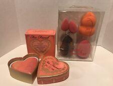 **Too Faced ~ Sweethearts Perfect Flush Blush Sparkling Bellini + Ulta Blenders*