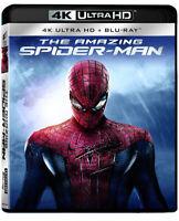 THE AMAZING SPIDERMAN 1 - 4K ULTRA HD + BLU-RAY