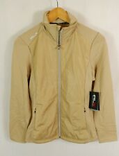 Womens Ralph Lauren RLX Stretch Wool Quilted Golf Style Jacket Small