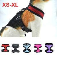 2017 Pet Control Harness Dog Puppy Cat Soft Walk Collar Safety Strap Mesh Vest
