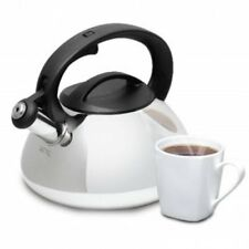 Mr. Coffee Harpwell Whistling Tea Kettle, 2-Quart
