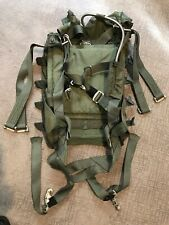 Parachute Harness and Container