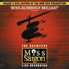 Miss Saigon Original Cast CD New Deluxe Edition