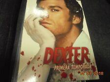 SERIES Dexter first season / primera temporada Idioma Español/Italiano/English