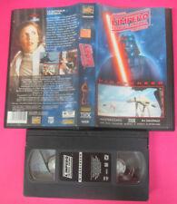 VHS film GUERRE STELLARI L'impero colpisce ancora 1995 Harrison Ford(F172)no dvd