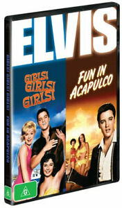 NEW Elvis DVD Free Shipping