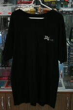 AUTHENTIC QUIKSILVER T-SHIRT FOR MEN COLOR: BLACK Size:L