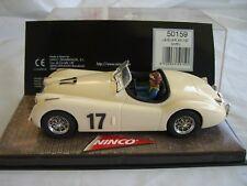 NINCO 50159 JAGUAR XK 120 MARFIL