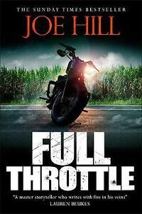 Full Throttle by Joe Hill 9781473219915 NEW Book