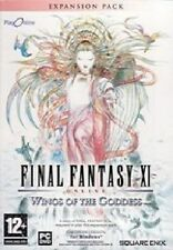 FINAL FANTASY XI WINGS OF THE GODDESS 11 PC GAME *NEW* AUS EXPRESS