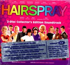 Hairspray 2 Disc Collector's Edition Soundtrack Enhanced CD~RARE SILVER Ed MS-65