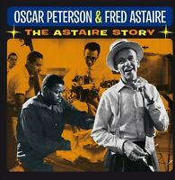 Oscar Peterson & Fred Astaire, Fred Astaire - Astaire Story [New CD] Spain - Imp