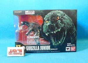 Godzilla Jr Action Figure S.H. MonsterArts 2012 Bandai Toho Sealed