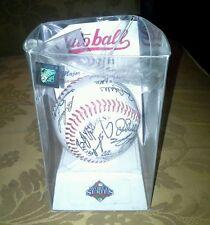 Signed Balls Uncertified Original Sports Autographs