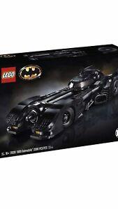 Lego 76139 SUPER HEROES 1989 Batmobile™ . Brand New In Box & Sealed