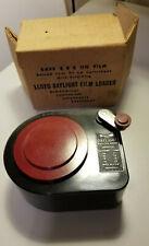 Vintage Lloyd's 35mm Daylight Bulk Film Winder Loader Darkroom Developing Photo