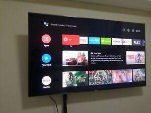 """Sony 4K 55"""" TV x9005bu - xf90"""