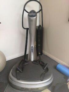 Powerplate vibrating plate vibro gym