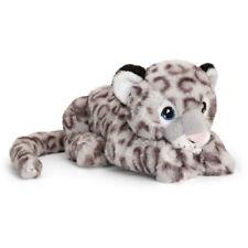 Keel Toys 35cm Snow Leopard Plush Toy Stuffed Animal 12m Kids/children Grey