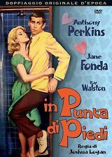 IN PUNTA DI PIEDI Con Jane Fonda DVD NUOVO