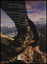 Nike Air Ratic Approach Shoe 1995 3-page print ad