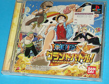 One Piece - Grand Battle! - Sony Playstation - PS1 PSX - JAP Japan