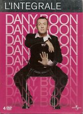COFFRET 4 DVD DIGIPACK COLLECTOR--DANY BOON / L'INTEGRALE DES SPECTACLES